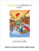 LallaTopinaBlu - Consigli per un Natale coi baffi!