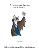 kuki08 - El misterio de la casa encantada...