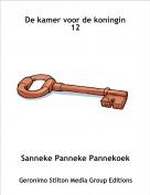 Sanneke Panneke Pannekoek - De kamer voor de koningin 12