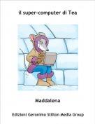 Maddalena - il super-computer di Tea
