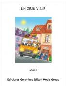 Joan - UN GRAN VIAJE