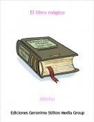 Alichu - El libro mágico