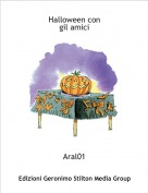 Aral01 - Halloween congil amici