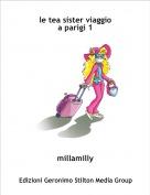millamilly - le tea sister viaggio a parigi 1