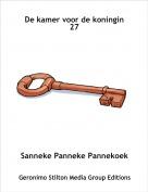 Sanneke Panneke Pannekoek - De kamer voor de koningin 27