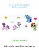 Ratona Molona - EL CLUB DE LOS PONYSPoderes ocultos