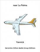 Yannick - naar La Palma