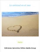 nuca - La amistad en el mar