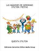 QUESITA STILTON - LAS IMÁGENES DE GERONIMO STILTON: FIESTAS