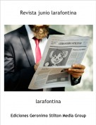 larafontina - Revista junio larafontina