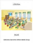 SALAS - L'ESCOLA