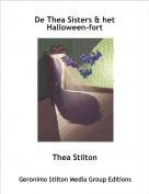 Thea Stilton - De Thea Sisters & het Halloween-fort