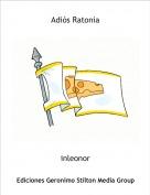inleonor - Adiós Ratonia