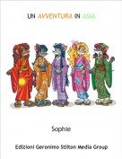 Sophie - UN AVVENTURA IN ASIA