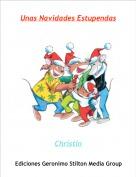 Christin - Unas Navidades Estupendas