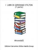 Miranda02 - I  LIBRI DI GERONIMO STILTON (1 parte)