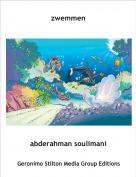 abderahman soulimani - zwemmen