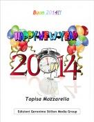 Topisa Mozzarella - Buon 2014!!