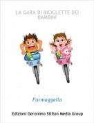Formaggella - LA GARA DI BICICLETTE DEI BAMBINI