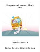 topina - topetta - Il segreto del mostro di Lock Ness