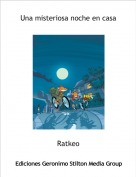 Ratkeo - Una misteriosa noche en casa