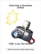 Fiffi:-) con Tea Stilton - Intervista a Geronimo Stilton