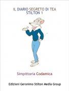 Simpittoria Codamica - IL DIARIO SEGRETO DI TEA STILTON 1