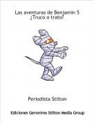 Periodista Stilton - Las aventuras de Benjamin 5 ¿Truco o trato?