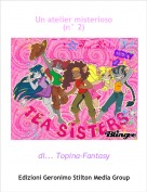di... Topina-Fantasy - Un atelier misterioso(n° 2)