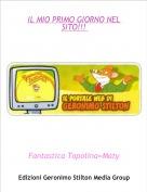 Fantastica Topolina=Maty - IL MIO PRIMO GIORNO NEL SITO!!!