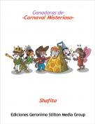 Shafita - Ganadoras de-Carnaval Misterioso-