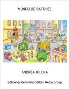 ANDREA MILENA - MUNDO DE RATONES