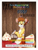 Sophie Gingermouse - Para Mouse Chef de RatiNatalia