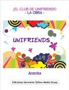 Arenita - ¡EL CLUB DE UNIFRIENDS! - LA OBRA -