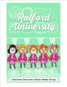 ·Lindy Adler· - ·Ratford University··¡Conóceles!·