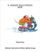 Giacomo - IL VIAGGIO SULLO SPAZZA NEVE