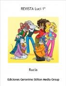 Rucía - REVISTA Luci 1º