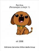 oli 2008 - Perritos(Personajes a elejir 1)