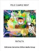 RATALTA - FELIZ CUMPLE BEN7
