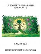 SIMOTOPIZIA - LA SCOPERTA DELLA PIANTA RAMPICANTE
