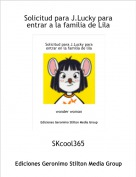 SKcool365 - Solicitud para J.Lucky para entrar a la familia de Lila