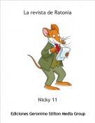 Nicky 11 - La revista de Ratonia