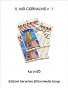 karen05 - IL MIO GIORNALINO n°1