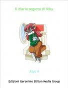 Alys 4 - Il diario segreto di Niky