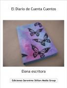 Elena escritora - El Diario de Cuenta Cuentos