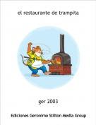 ger 2003 - el restaurante de trampita
