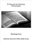 RatoIngeniosa - El libro de los Hechizos(Personajes)