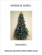 Saramadro. - NAVIDAD SE ACERCA.