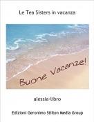 alessia-libro - Le Tea Sisters in vacanza