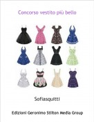 Sofiasquitti - Concorso vestito più bello